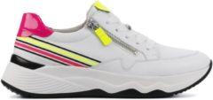 Roze Gabor 43.492.23 Dames Sneaker - Wit - Maat 40.5