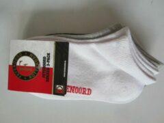 Grijze Feyenoord sokken 3pack maat 31-34