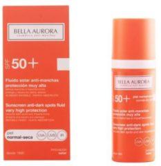Anti Bruine vlekken Zonnebrandlotion Spf +50 Bella Aurora 3076