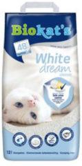 Biokat's Kattenbakvulling White Dream Classic 12 liter