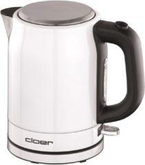 Cloer 4511 Hoogglans Waterkoker 1850W 1L Wit