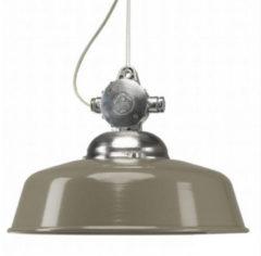 KS Verlichting Hanglamp industrie Detroit antiek taupe KS 6586