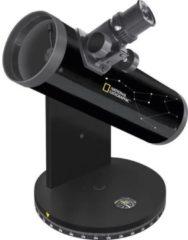 National Geographic 76/350, DOBSON Spiegeltelescoop Azimutaal Dobson, Vergroting 18 tot 117 x