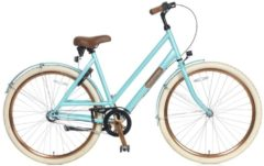 Popal 28 ZOLL CITY FAHRRAD 3 GANG MONTEBELLA 2843N3 Citybike Damen blau