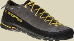 La Sportiva S.p.A. TX 2 Leather Men Herren Zustiegschuhe Größe 45 carbon/yellow