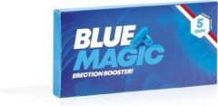 Vitavero Blue Magic! Erectiepillen - 5 Stuks (5stuks)