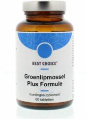 Best Choice Groenlipmossel Plus Formule Tabletten 60st