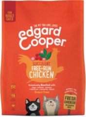 Edgard & Cooper Verse scharrelkip Brok - Voor volwassen katten - Kattenvoer - 300g
