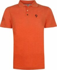 Oranje Q1905-Quick Heren Poloshirt Maat 3XL
