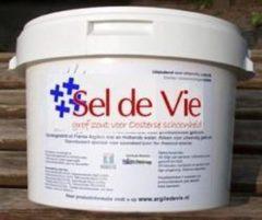 Sel de Vie Scrubzout cocos (wit) zak 25kg