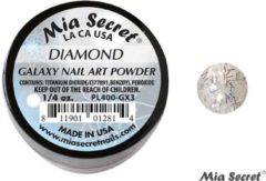 Zilveren Mia Secret Galaxy Acrylpoeder Diamond