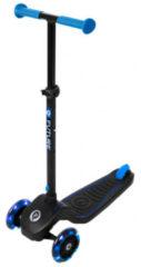 QPlay Future Step - Jongens en Meisjes - Zwart met Blauw - Led Verlichting