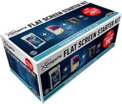 """Zwarte """"Vogel's EFW6205 STARTER KIT - Muurbeugel voor 23-37 inch, HDMI-kabel en Reinigingsvloeistof"""""""