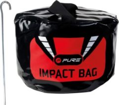 Zwarte Pure2Improve Impact Bag