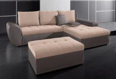 INOSIGN XL Polsterecke, wahlweise mit Bettfunktion und Bettkasten