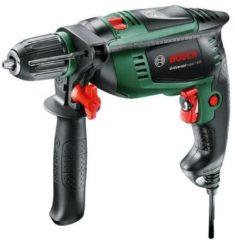 Bosch UniversalImpact 800 3000RPM Zonder sleutel 800W 1700g Zwart, Groen boormachine
