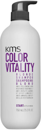 Afbeelding van KMS California KMS - Color Vitality - Blonde Shampoo - 750 ml
