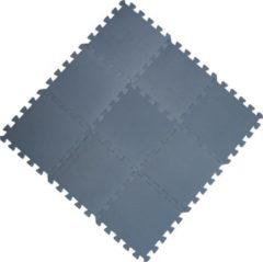 Babydan Speelkleed - Speelmat - Puzzelmat Foam - Blauw