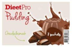 Dieet Pro Dieetpro Pudding Chocolade Box (7 Sachets)