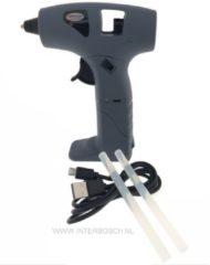 Hofftech Lijmpistool 17W Accu- USB - Oplaadbaar
