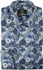 Donkerblauwe Commander 213010848 Business overhemd - Maat 43 - Heren