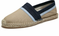 Newchic Mens Espadrilles Slip On Linen Casual Shoes