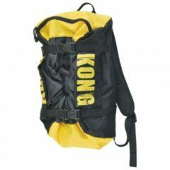 Kong - Free Rope Bag - Touwzak maat 20 l, zwart/oranje