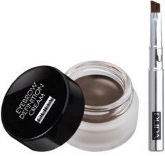 Pupa milano Pupa - Eyebrow Definition Cream - 004 Dark Chocolat - 2,7 ml