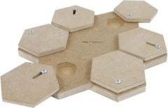 Holt Games Tortuga Activiteitenspel Hout 30x29.5x3.5cm