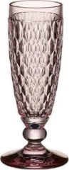 Roze VILLEROY & BOCH - Boston coloured - Champagneflute Rose 16cm 0,15l