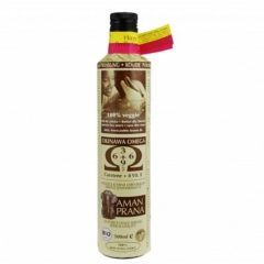 Amanprana Aman Prana Okinawa Omega 3-6-7-9 Happy Perilla Special 500 ml
