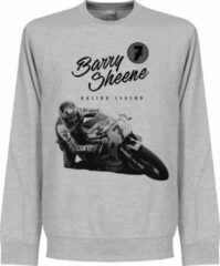 Retake Barry Sheene Sweater - Grijs - XL