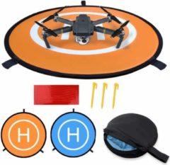 Blauwe Trendtrading Opvouwbare Landingpad (55cm) voor drones