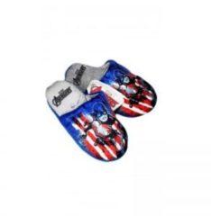 Pantofola bimbo bambino Avengers bluette Tg 3435