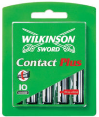 Wilkinson Contact Plus Scheermesjes - 10 Stuks