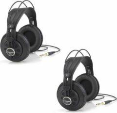 Samson SR850P headphones/headset Hoofdtelefoons Hoofdband Zwart