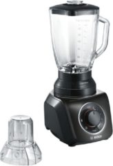 Bosch mixer/blender blender, zwart, verm 700W, snelheidsregeling 5stappen