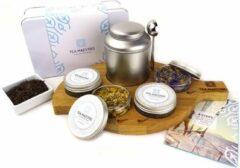 Dutch Tea Maestro - Thee cadeau - Zelf thee blenden pakket voor thuis - CALM DOWN Premium Thee Pakket - losse thee - origineel cadeau