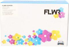 FLWR - Toner / 507A / Geel - geschikkt voor HP