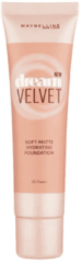 Beige Maybelline Dream Velvet Foundation - 040 Fawn