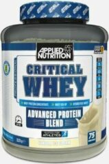 Applied Nutrition Critical Whey - Eiwitpoeder / Eiwitshakes - Vanille Ice Cream - 2270 gram