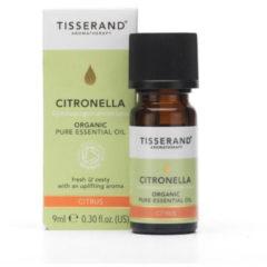 Tisserand CITRONELLA Cymbopogon winterianus organic (biologisch) 9 ml