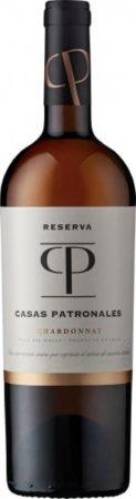 Afbeelding van Casas Patronales Casas Partonelas,Chardonnay Reserva,2018,Chili,Witte wijn