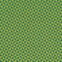 Acrisol Helix Orinoco 336 groen stof per meter buitenstoffen, tuinkussens, palletkussens