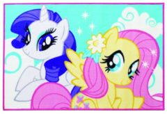 My Little Pony Speelkleed meisjes multicolor 120 x 80 cm