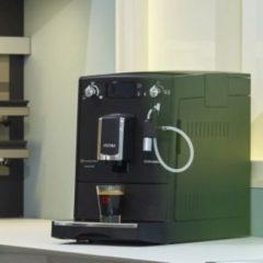 Zwarte Nivona NICR520 Espresso Volautomatische Espressomachine