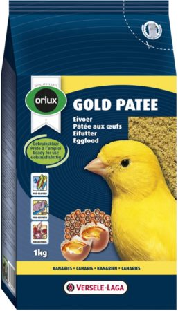 Afbeelding van Versele-Laga Orlux Gold Patee Geel Eivoer - Vogelvoer - 1 kg