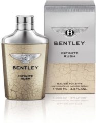 Bentley Eau De Toilette Infinite Rush 100 ml - Voor Mannen