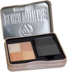 W7 Blush With Me Colour Cubes Blush Palette - Honeymoon