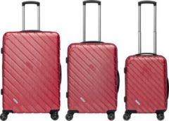 Packenger Kofferset Vertical Business Koffer 3er Set
